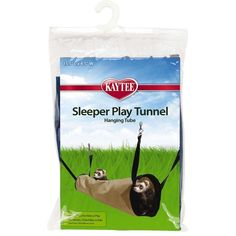 Kaytee Sleeper Play Tunnel Hanging Tube is the perfect playtime accessory for guinea pigs and ferrets. The tunnel provides critters with a comfortable spot to snuggle and nap after fun and play. Ferret Toys, Pet Ferret, Pet Rat Cages, Pet Cage, Ferret Accessories, Play Tunnel, Diy Stuffed Animals, Pet Beds, Cool Toys
