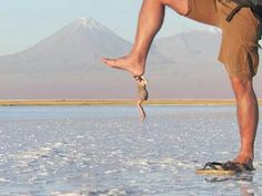 Salt lakes - Chile '13
