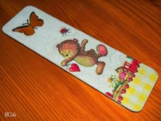 bookmark made by IfGift :)