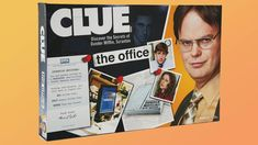 While you may automatically assume it was Michael Scott, this 'The Office'-themed version of 'Clue' will make you think otherwise. Batman Show, Batman Tv Series, Michael Keaton, Michael Scott, Clue Board Game, Board Games, Scranton The Office, Glynis Johns, Villain Names