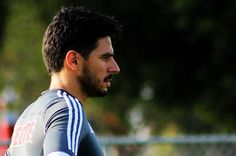 ESTE TORNEO SERÁ EL BUENO: RAFAEL MÁRQUEZ LUGO || El delantero de Chivas, Rafael Márquez Lugo espera que éste sea su torneo. El jugador del Guadalajara confía en que podrán regresar a los planos importantes.