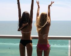 summer. i love you. bff pic