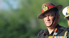 Kathmandu: Indian Army chief General Bipin Rawat is in Nepal on a four-day official visit during which he is likely to call on the country's top leadership and hold talks on stepping up bilateral defence cooperation. Chief of Staff of Nepal Army Purna Chandra Thapa received Rawat in...