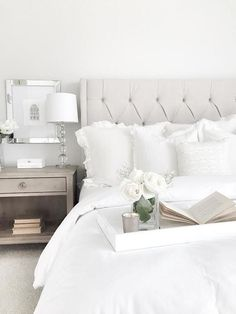 How to Style your Bedroom like a Fancy Hotel