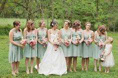 J Crew Dusty Shale @Hannah Ogborn love this wedding photo, too. :)