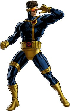 Image result for cyclops marvel vs capcom