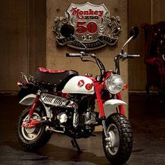 スタイリング | Honda Monkey 公式情報ページ