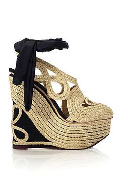 Insanely Intricate High Heels  Charlotte Olympia Spring 2012 Collection is Mind-Blowingly Detailed