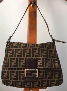 Inside: Zipper Pocket JUNK : Junk condition, in need of repair. Vintage Fashion, Women's Fashion, Vintage Bag, Baguette, Louis Vuitton Monogram, Bucket Bag, Fendi, Diamonds, Purses