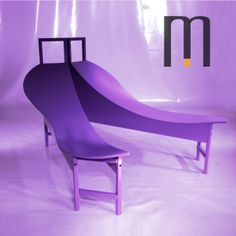 Chaise Longue  Design by Arch. Riccardo Dalisi Limited production 01 of 99