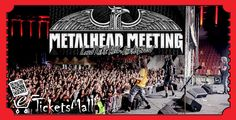 Metalhead Meeting 2015 #Festival 4 days of metal. 30 bands, including Satyricon, Dark Funeral, Amorphis, Bloodbath, The Sirens, Primordial, Cruachan, Turisas, Heidevolk, Triptykon, Lacrimas Profundere. Free #camping onsite. #eTickets : www.eTicketsMall.com