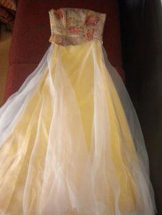 Robe de mariée Pronuptia collection 2003