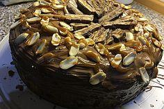 Snickerskuchen