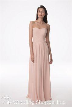 Bill Levkoff Bridesmaid Dress 982