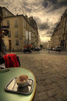 Montmartre by ninjakream, via Flickr