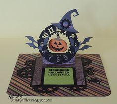 "My ""Crafty"" Life on the Internet: Designers Challenge - Make it Ghouly!"