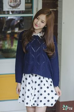 APink NaEun Kpop Fashion, Asian Fashion, Girl Fashion, Womens Fashion, Kpop Girl Groups, Kpop Girls, Apink Naeun, Kpop Outfits, Swag Outfits
