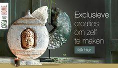 Exclusieve creaties om zelf te maken