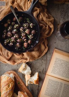 Roasted Mushrooms | Carey (of Reclaiming Provincial) for A Cup of Jo