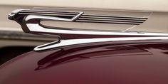 1938 Cadillac (V-8) hood ornament