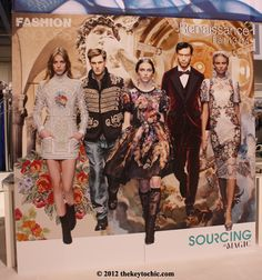 Renaissance #fashion #forecast for fall 2013 and winter 2014