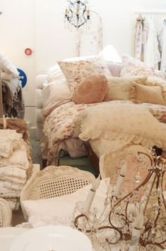 Rachel Ashwell's Shabby Chic Couture Shop in London