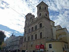 Iglesia Conventual Santo Domingo en Murcia