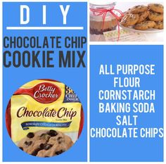 For the most perfect chocolate chip cookies, combine butter and both dark brown and white sugar, then add eggs, vanilla, and your dry mix. Drop those puppies onto a baking sheet to cool for an hour, then bake them in the oven and invite your friends over just so that someone will say, 'it smells like fresh baked cookies in here!' Hell yeah, it does. Get the recipe.