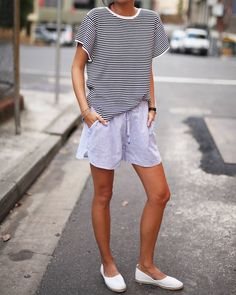 Contrast stripes. #myFCstyle #FrenchConnectionAU