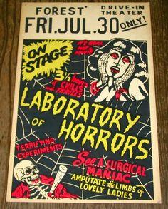 Laboratory of Horrors