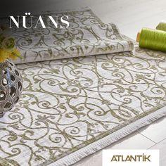 Baharın en güzel günleri evinizde başlasın. www.atlantikhali.com