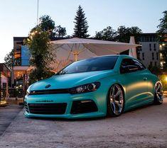 VW Scirocco my future car!