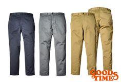 SD Tapered Chino Pants : ¥15,800(+Tax) #standardcalifornia #スタンダードカリフォルニア #goodtimes