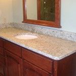 Rock-Tops has a wide variety of sinks in various shapes: round, rectangular, ova. Rock-Tops has a Granite Stone, Stone Countertops, Granite Bathroom, Bathroom Sinks, Sink In, Ova, Affordable Granite, Natural Stones, Shapes