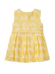 Golden Blooms Party Dress, $39