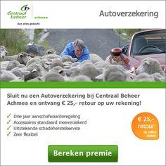 Direct €25 verdienen? Je kan gratis je autoverzekering berekenen en direct in aanmerking komen om €25 op je bankrekening gestort te krijgen. Lekker simpel verdiend toch!