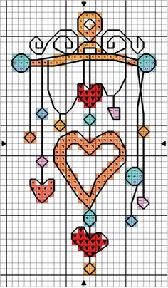 Thrilling Designing Your Own Cross Stitch Embroidery Patterns Ideas. Exhilarating Designing Your Own Cross Stitch Embroidery Patterns Ideas. Tiny Cross Stitch, Cross Stitch Boards, Cross Stitch Bookmarks, Cross Stitch Heart, Cross Stitch Designs, Cross Stitch Patterns, Cross Stitching, Cross Stitch Embroidery, Michael Powell Cross Stitch
