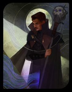 #BORNPERFECT (Dorian from Dragon Age Inquisition) by Ravietta.deviantart.com on @DeviantArt