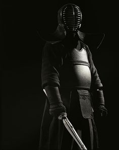 Kendo ... a warrior trains ... discipline is the only other woman we need embrace.  Discipline is the only other woman. ~Ancient Forager