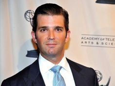 donald-trump-jr-2. In an interview, he said he has a thousand rounds of ammo in his vehicle at all times. He's also the Trump that someone photographed filling a free water cup with non-free drinks at a fast food place. Ripping off small businesses comes with the name.