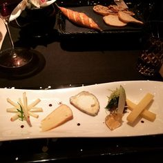 Selection of cheese (at Joël Robuchon Restaurant @ RWS) Joel Robuchon Restaurant, Fine Dining, The Selection, Anniversary, Cheese, Food, Essen, Meals, Yemek