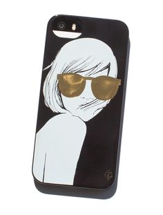 Sunglasses iPhone Case by Garance Doré