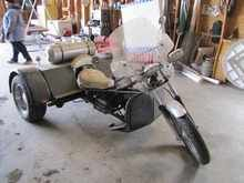 1978 Renco Trike Motorcycle | Proxibid Auctions