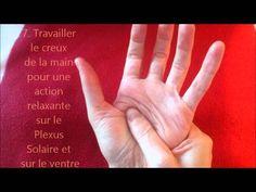 Réflexologie des mains : Auto-massage - Objectif Anti stress en 5 minutes !
