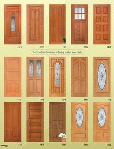 Types Of Exterior Doors For Houses - The past several years have observed an enormous rise in the quantity of reported burgl Exterior Doors With Sidelights, Exterior Patio Doors, Double Doors Exterior, Exterior Doors With Glass, Entry Doors With Glass, Wood Entry Doors, Sliding Glass Door, Door Design, Leather Bed