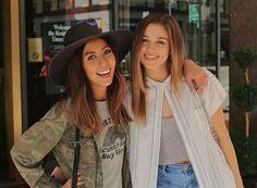 Rebecca & Sadie