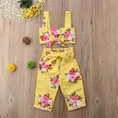 Cheap used Kids' Clothing, Shoes & Accessories Dresses Kids Girl, Kids Outfits Girls, Cute Outfits For Kids, Girl Outfits, Doll Dress Patterns, Sewing For Kids, Kids Wear, Baby Dress, Clothes