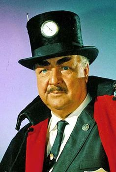 1966-10-12 Walter Slezak debuts as The Clock King in Batman TV show.Season 2, Episode 11 and in The Clock King's Crazy Crimes and in Season 2, Episode 12 The Clock King Gets Crowned 1966-10-13