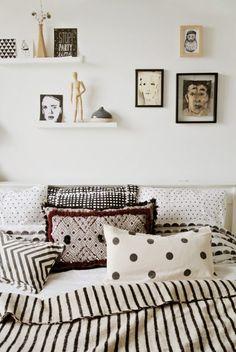 Home Design Ideas Bedroom Money 23 New Ideas - Schlafzimmer Home Bedroom, Bedroom Decor, Master Bedroom, Bedroom Inspo, Turbulence Deco, Ideas Hogar, The Design Files, Scandinavian Home, Beautiful Bedrooms