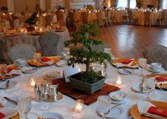 Zen inspired wedding decor ideas?